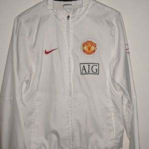 Manchester United Nike Windbreaker